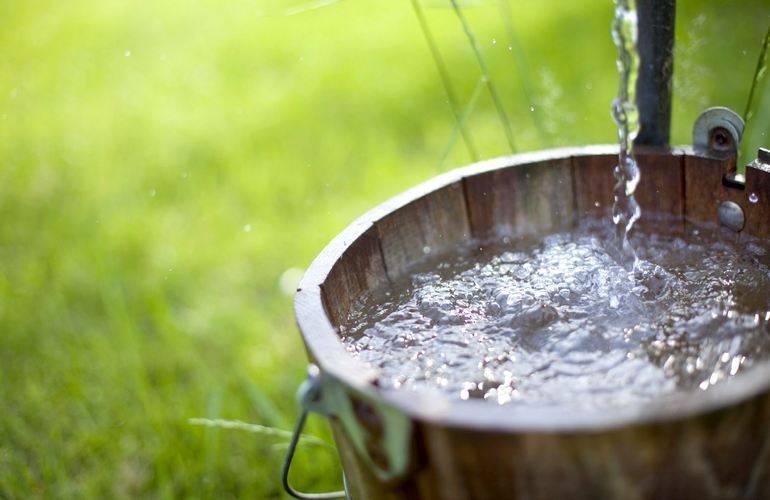 Сделать анализ воды из колодца
